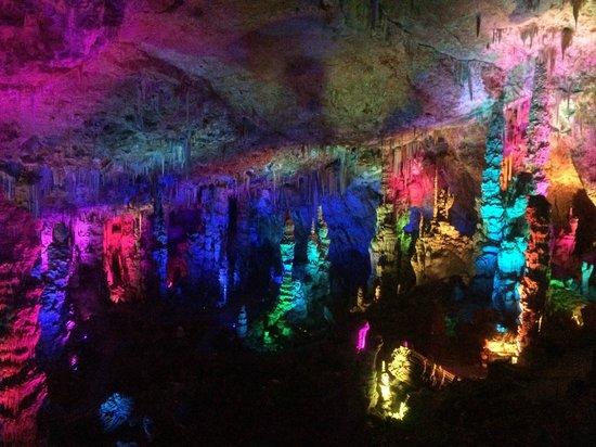 Grotte De La Salamandre M Jannes Le Clap