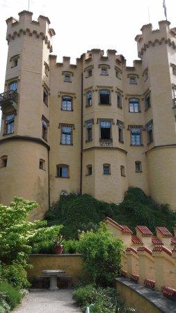Schloss Hohenschwangau: hohnenschwangau castle