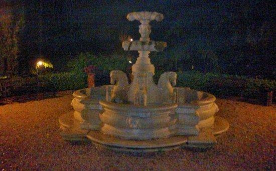 Locanda Antiche Macine: Fontana