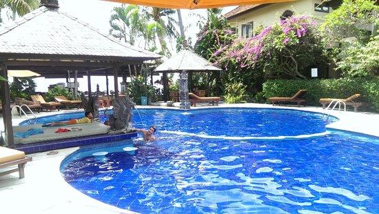 Adirama Beach Hotel: Gorgeous pool and lush surrounds