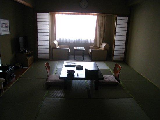 Beppuwan Royal Hotel: Room w Tatami