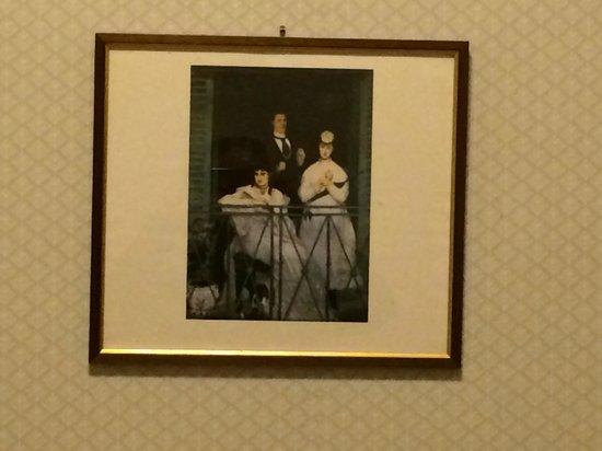 Prati Hotel: Foto lúgubre