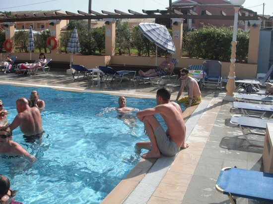 Summertime Hotel Apartments: pool area