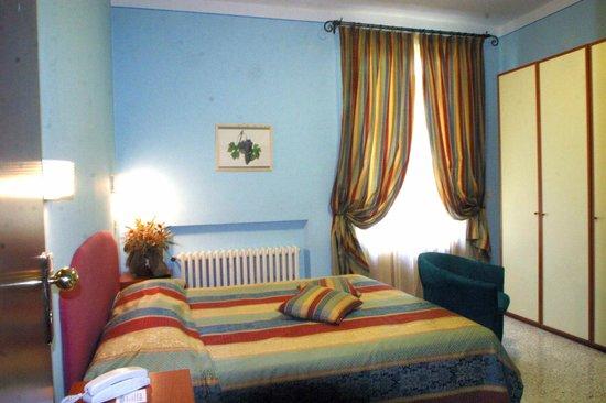 Hotel Villa Ambra: le camere del Villa Ambra