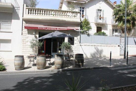 La Maison Blanche!!! - Picture of Bistro Maison Blanche, Beziers