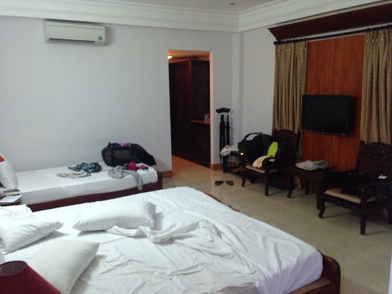 Thuy Duong 3 Hotel: Chambre standard
