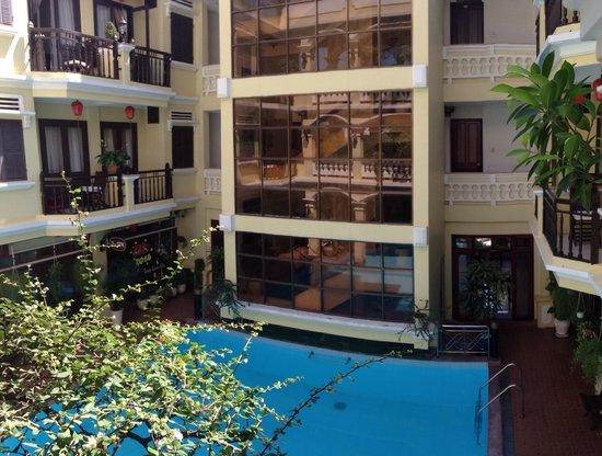 Thuy Duong 3 Hotel : Vu 1