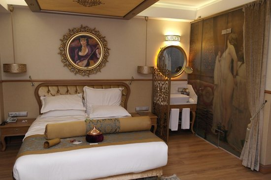 Hotel Sultania: Every room is different