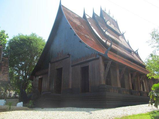 Casa Negra - Baan Si Dum - Museo Baandum: The main house