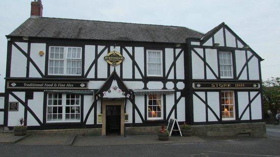 Stork Hotel: The Stork Billinge Nr Wigan.