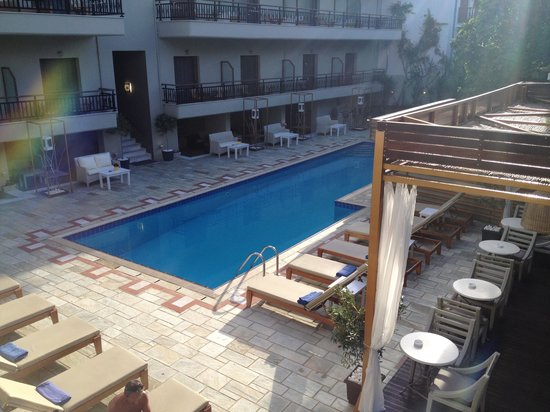 Bourtzi Boutique Hotel: Bourtzi Boutique Pool 1