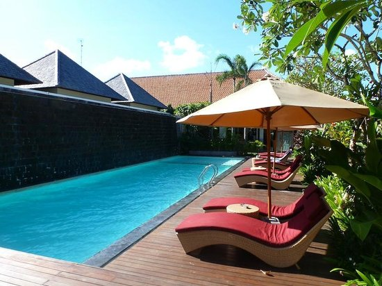 Transera Grand Kancana Villas Bali : Pool