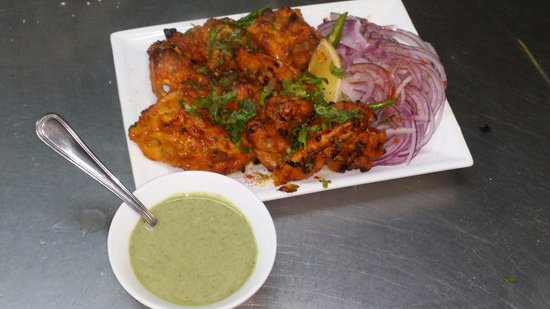 Ambience Fine Indian Cuisine : Chicken Tikka