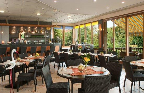 Hôtel du Bollenberg : Le bar de l'Hôtel