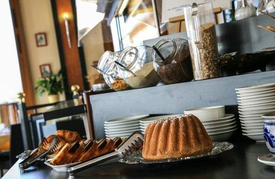 Hôtel du Bollenberg : Une petite idée du petit déjeuner