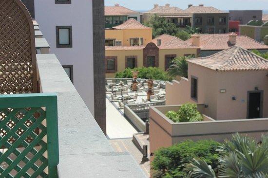 Lopesan Villa del Conde Resort & Corallium Thalasso: A view from my room