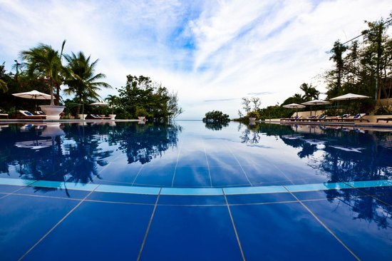 Victoria Phan Thiet Beach Resort & Spa: Infinity pool