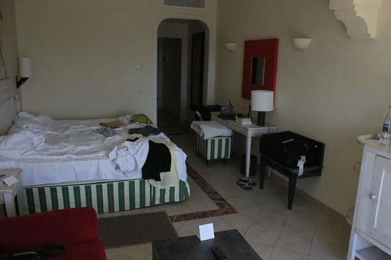 Lopesan Villa del Conde Resort & Corallium Thalasso: My room