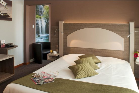 Hôtel du Bollenberg : Chambre confort
