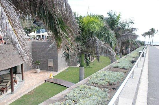 Lopesan Villa del Conde Resort & Corallium Thalasso : Area view