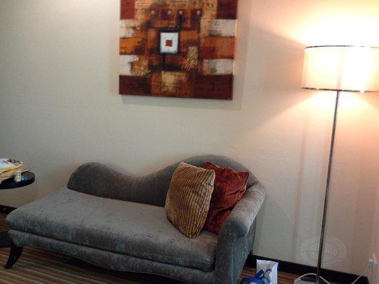 Hatten Hotel Melaka : sofa set