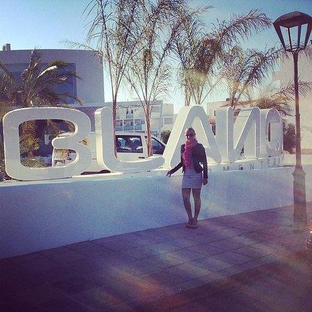 Blanco Hotel Formentera: Ingresso Hotel Blanco - Formentera