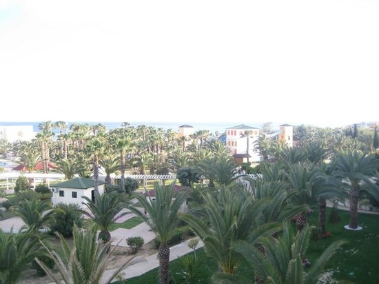 Holiday Village Manar : View From Room