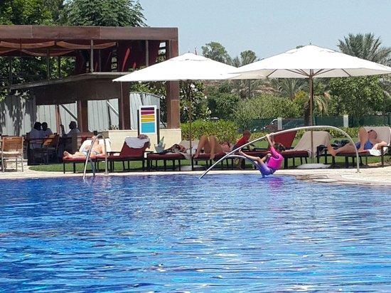 The Westin Abu Dhabi Golf Resort & Spa: Pool