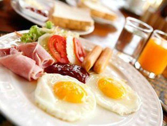 Hug Collection Hotel: Healthy Breakfast