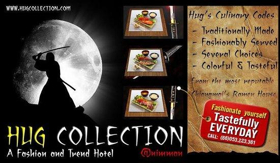 Hug Collection Hotel: HUG Culinary