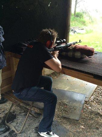Prague Tours Direct Shooting Trips: Sniper Rifle