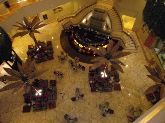 Iberostar Cancun : Lobby bar