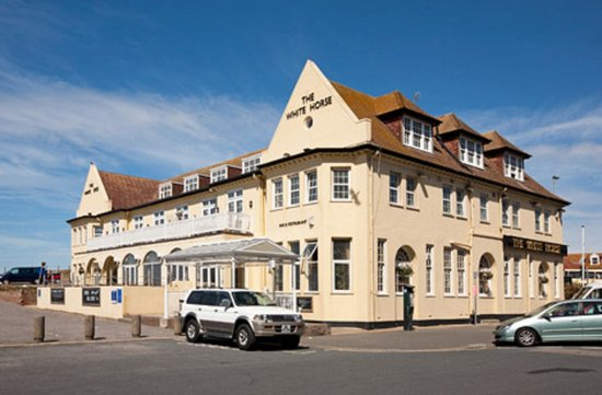 The white horse hotel: External