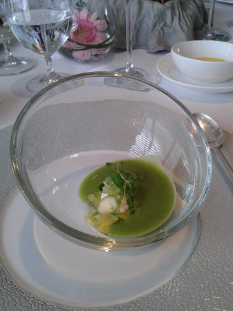 Petrus: Very average lunch