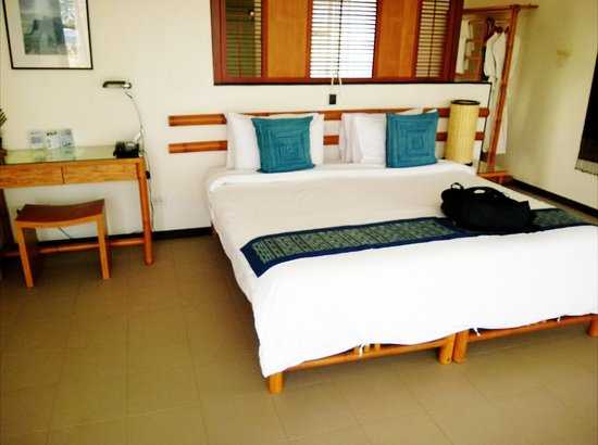 The River Resort: Bed room