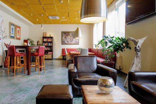 Mercure Hotel Regensburg: Cafe
