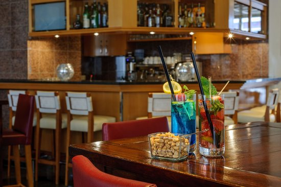 Mercure Hotel Regensburg: Bar