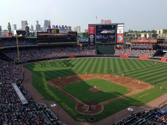 Turner Field: Downtown