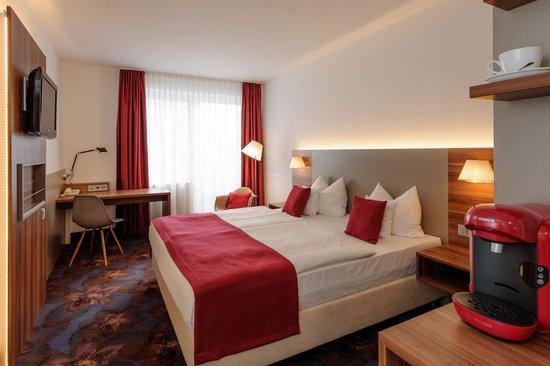 Mercure Hotel Regensburg: Superior Doppelzimmer