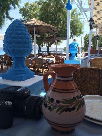 Beach-Taverna Kastri : Kastri