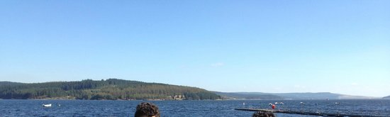 Kielder Water & Forest Park  |  Leaplish Waterside Park