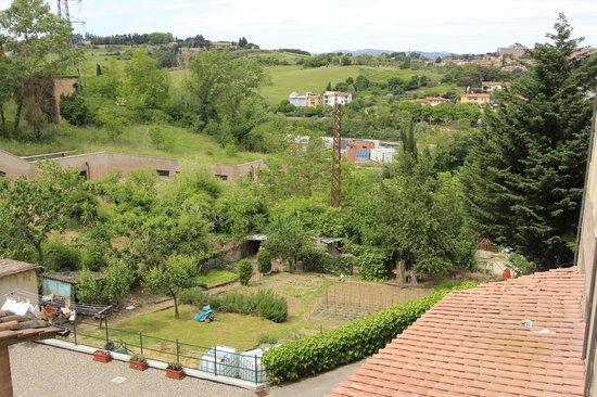 B&B Vacanze Senesi: View and fresh air