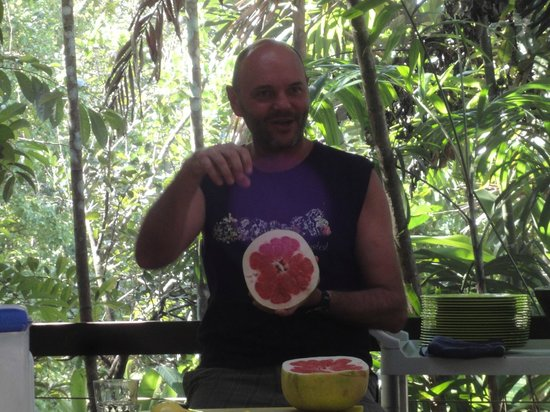 Cape Trib Exotic Fruit Farm: yummy fruit