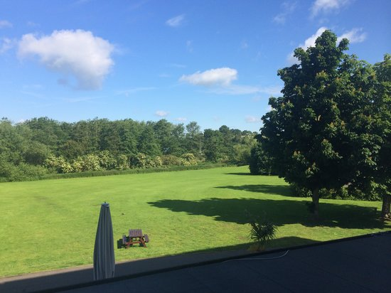 Mercure Maidstone Great Danes Hotel: View from our room