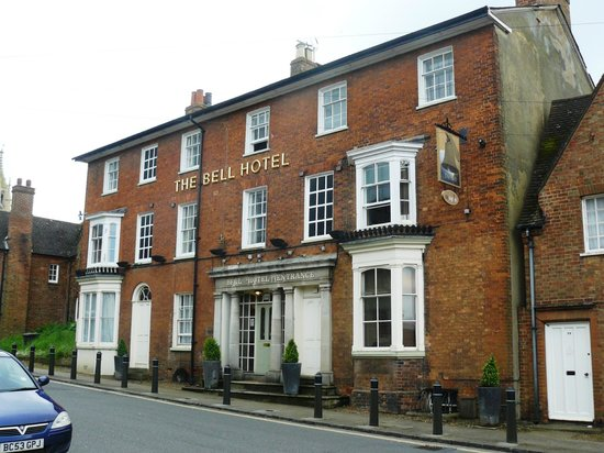The Bell Hotel Inn Woburn