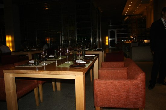 Four Seasons Hotel: Dinning