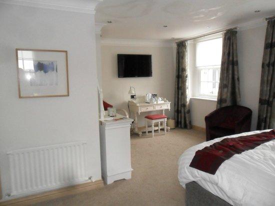 Castle View Guest House: Bedroom 4