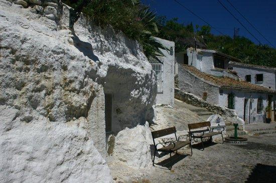 Sacromonte - Le grotte - Granada