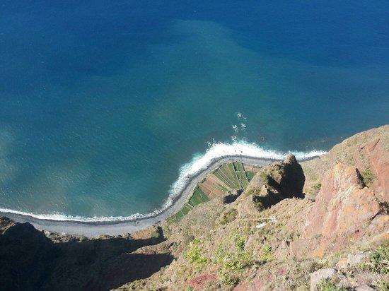 Cabo Girao : Breathtaking view.