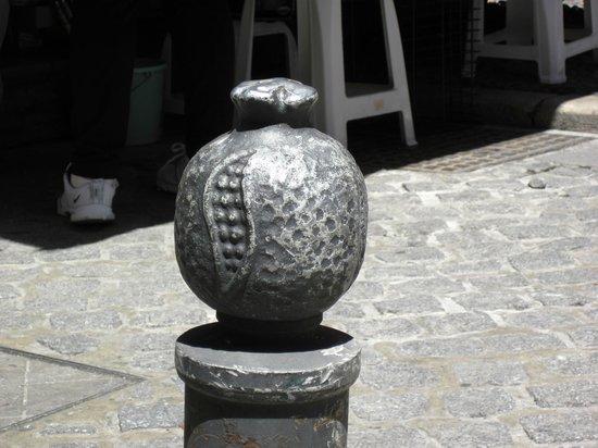 Albayzin: Melograno, il simbolo di Granada